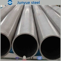 china manufacture 304 stainless steel pipe drainage pipe