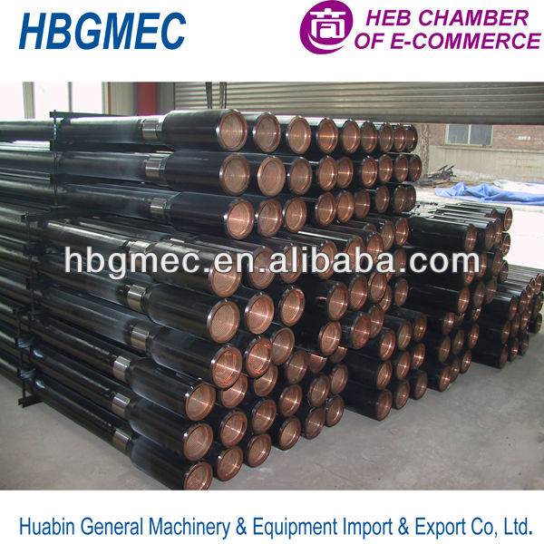 "Size 3 1/2"" Range 2 Drill Pipe"