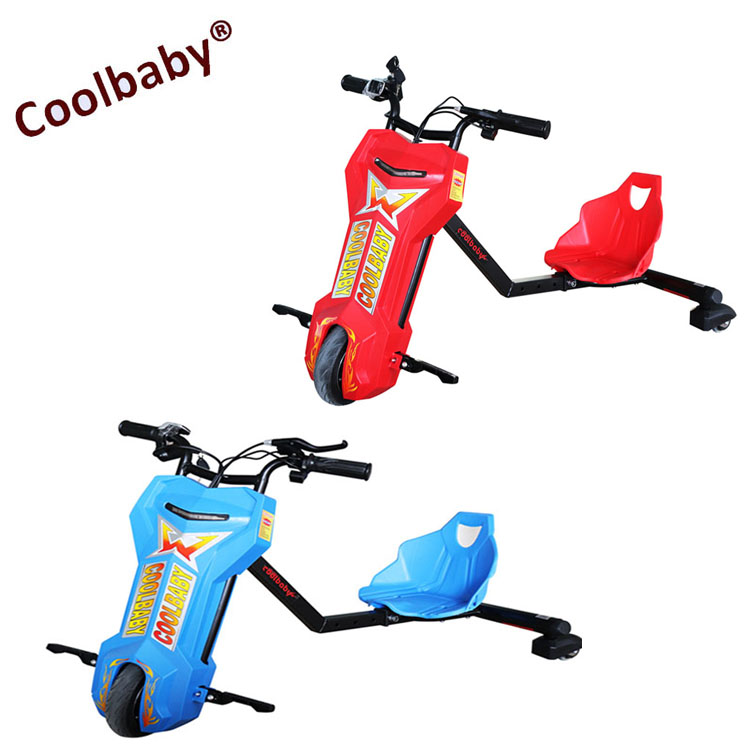COOLBABY high quality china three wheel electric drift <strong>trike</strong> e <strong>trike</strong>