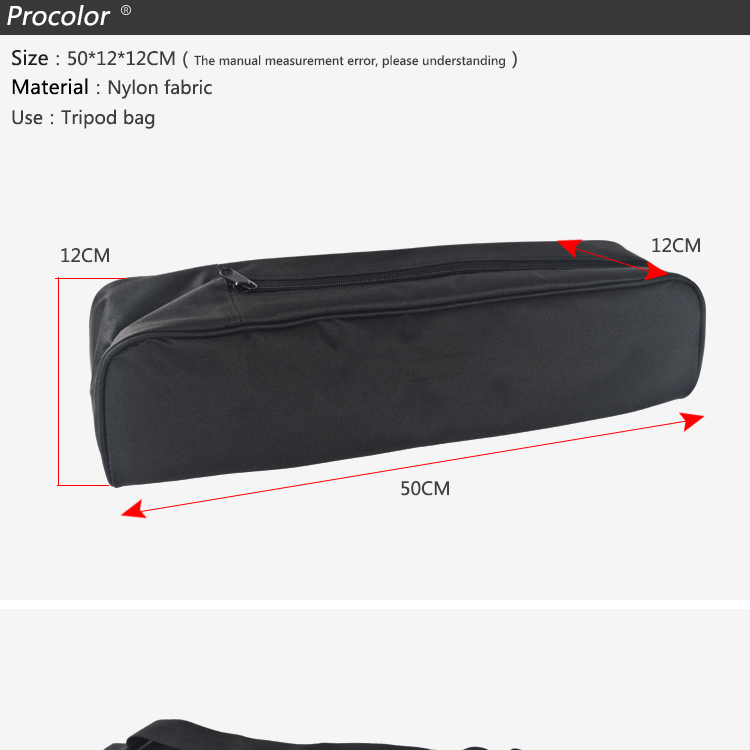 Camera equipment bags outdoor easy carrying case Padded Strap SLR/Video Camera Tripod Carry Bag Travel Case tripod carrying case