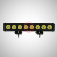 TRUCK LED OFF ROAD LIGHT BAR,AUTO LED WORK LIGHT BAR,80W CREE 10-45V DC 6000K CAR LED DRIVING LIGHT BAR
