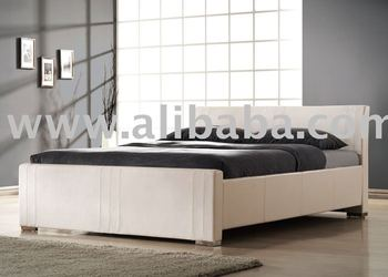 Furniture Bed/Bed Frame/PU Leather Bed/New Bed