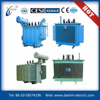 S11-MR series 6.3kv 1000kva Three-phase Full-sealed oil immersed Distribution Transformer