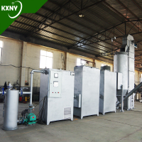 China Power Plant Use Biomass Gasification