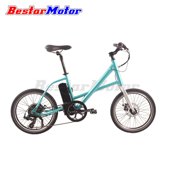 2018 New Model Bestar Motor New bicycle electric light for women
