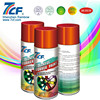 2015 High Quality Shenzhen Rainbow Fine Chemical Brand 7CF Multi-purpose Acrylic Plastic Spray Paint wheels