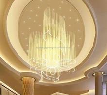 wonderful Weddings Decoration Crystal Chandeliers, popular with many designers and buyers