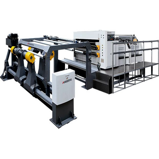 2015 Automatic high speed paper roll to sheet cutter for sale