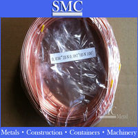 Capillary copper tube for HVAC (Copper Tube for Air Conditioning)