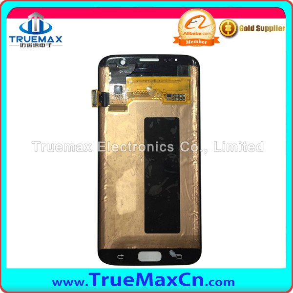 Fast Delivery Original LCD for Samsung Galaxy S7 Edge G935F LCD Display Assembly