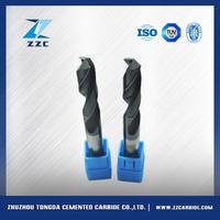 tungsten carbide engraving bit for acrylic/diamond tools/solid carbide end mill 3.175mm made in China