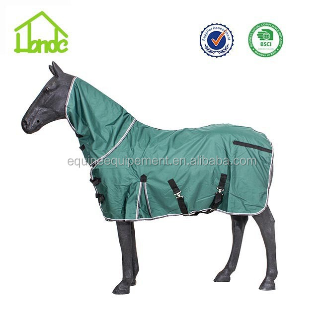 600D polyester wholesale turnout horse rug