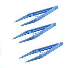 2017 New Oral Medical Products/Disposable Plastic Tweezer