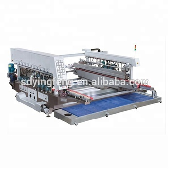 JFD-20 Trade Assurance Min 40X40mm glass double straight line grinding and polishing machine with CE