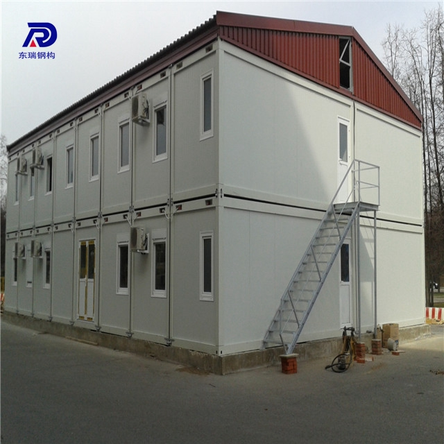 High quality structural steel industrial prefab factory building