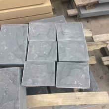 Machine cut grey sandstone for outdoor paving