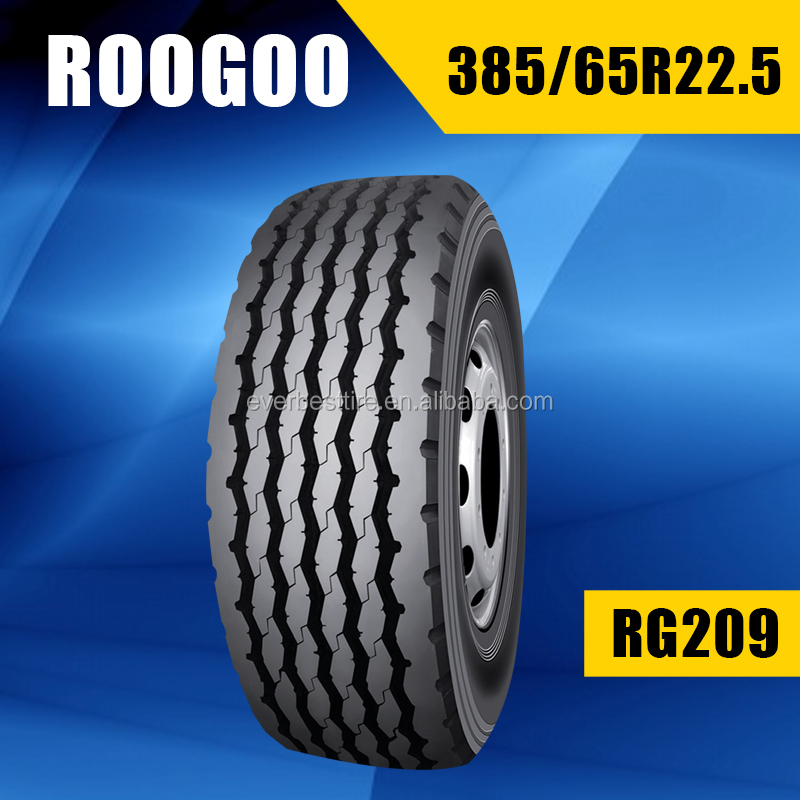 Qingdao supplier truck tyre manufacturer in china385/65R22.5