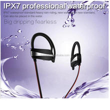 2017 Waterproof IPX7 Wireless Bluetooth CSR 4.1 Earphone ,M2 Stereo Sport Bluetooth Earbuds