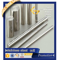 Hot sale astm 304 stainless steel round bar from wuxi manufacturer