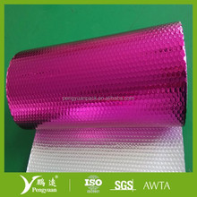 Single side aluminum foil air bubble wall insulation mateirals