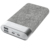 2018 portable fabric design 15000mah power bank with rohs ce