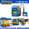 with reasonable price unique structure hollow block machine in myanmar
