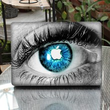 Promotions 3D Laptop Accessories PVC Decals Skins for Macbook stickers air pro retina 13