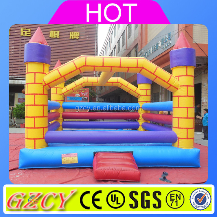 Portable inflatable jumping house, kids air jumpers for sale