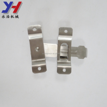 OEM ODM custom stainless steel toggle latch for industrial safety cabinet