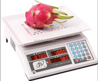 2016 NEW ACS series electronic price platform scale digital price scale for vegetable