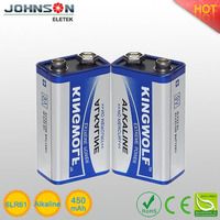 6v 4lr61 alkaline battery made in china