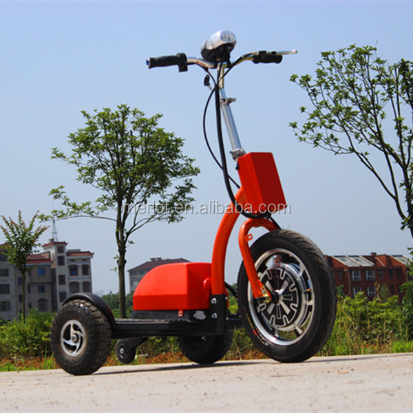 china three wheel folding electric tricycle for handicapped