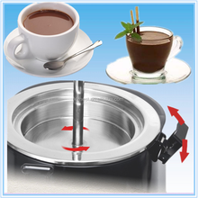Good in quality and lovely design 5 liters Hot Chocolate Dispenser/Chocolate Dispenser/Chocolate Heater