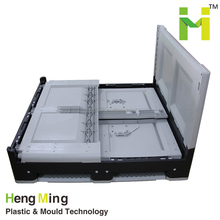 Plastic Folding Pallet Boxes, Bulk Shipping Container Manufacture