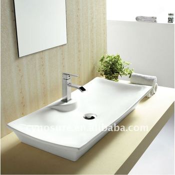 CE approved Ceramic Wash Basin