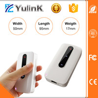 Factory 3000Mah power bank 3g wifi router SIM Card with sim card slot