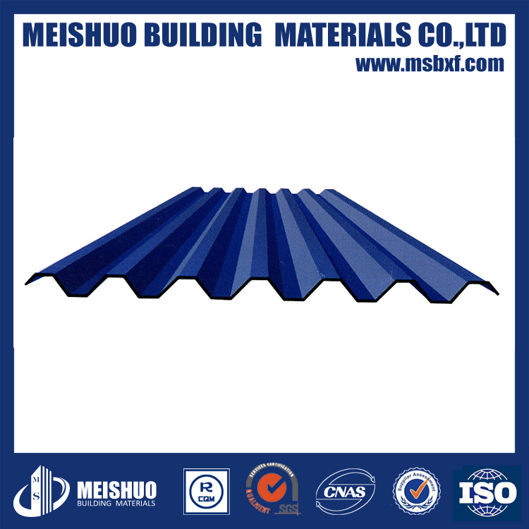 Prepainted Galvanized corrugated roofing sheets