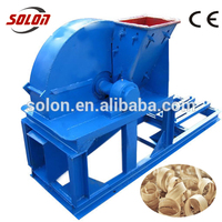 Dyan good quality Wood shavings machine for horse bedding