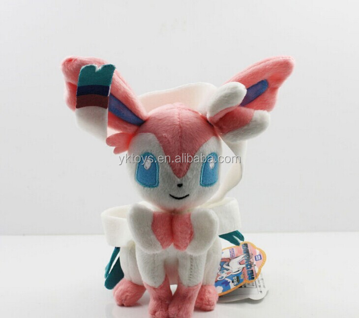 Lovely pokemon plush toy