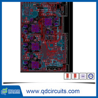 Hi-frequency Material multilayer circuit board assembly pcb manufacturer in china