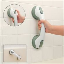 Helping Handle Easy Grip Safety Bar for Shower/Bathtub Bathroom Armrest Strong Suction Cup Door Helping Handle