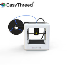 oversea popular 3d printing machine without hot bed more safe for kids educational toys on sale