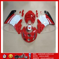 KCM415 Fairings for Motorcycle 749 Motorcycle Fairing ABS Plastic Motorcycle Fairing Parts With Windscreen For 749/999 2003-2004