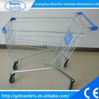 EUR shopping trolley with best price