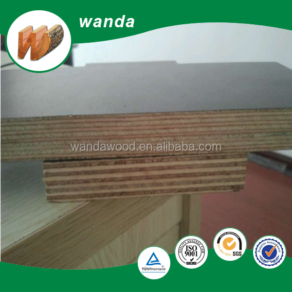 hot-sale good quality 21mm waterproof marine plywood price