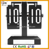Long flip auto flip clock decorative desk clock home decoration