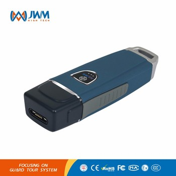 JWM WM5000 V5 security military stable patrol monitoring IP67 guard patrol system