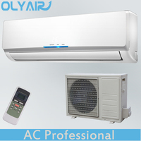 DC inverter high efficiency wall split air conditioner