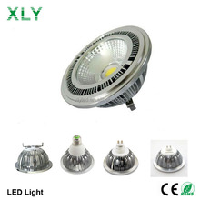 10W 12W 12V DC Ar111 LEd Lamps COB Led Spot Light High Power E27 GU10 AC85-265V Led Lamp Ar111 G53 230V For Indoor Lighting