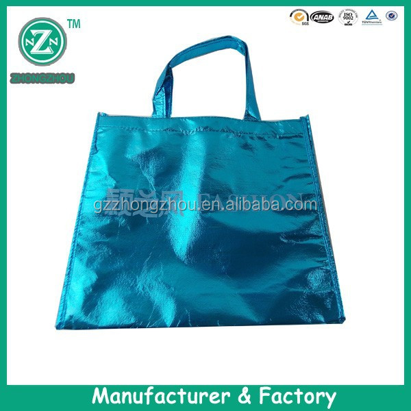 pp non woven tote bag with lamination